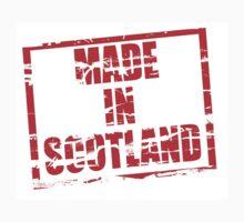 Made in Scotland by stuwdamdorp