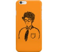 Giddy Goat Glasses iPhone Case/Skin