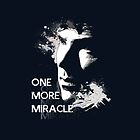 Sherlock - One More Miracle - BLUE (Iphone & Ipad ONLY) by Springintveld
