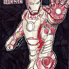 Iron Man by okayseesee