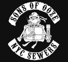 Sons of Ooze by MrKroli