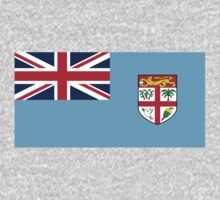 Fiji Flag by cadellin