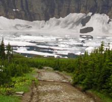 Iceberg Lake Sticker