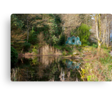 Portmeirion Gardens Canvas Print