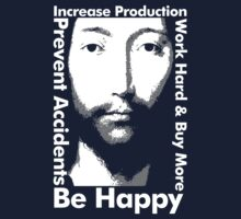 OMM 0000 THX -1138 Be Happy by picto
