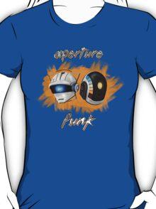 Aperture Funk - Orange T-Shirt