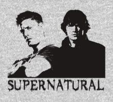 Supernatural - Sam & Dean by jana24