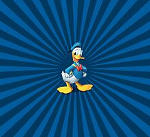 Donald - The Duck by kenshin