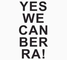Yes We Can Ber Ra! by the-chaser