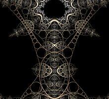 Neural Net I by Ross Hilbert