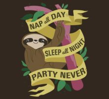 Sloth Life by Look Human