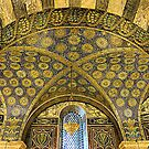 Aachen Cathedral. by Lilian Marshall