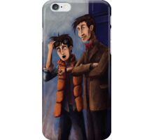 Time's Heroes iPhone Case/Skin
