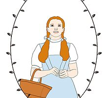 Dorothy Gale by Whiteland