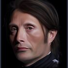 Mads Mikkelsen by dmbgal07