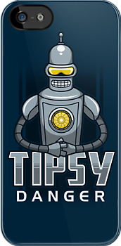 Tipsy Danger by Adho1982