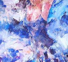 Passionate Dancer – Dance Gallery 2 by Ballet Dance-Artist