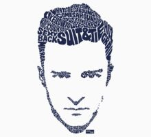 Justin Timberlake Blue by seanings
