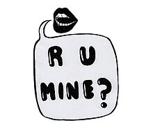 R U Mine? by Crystal Friedman