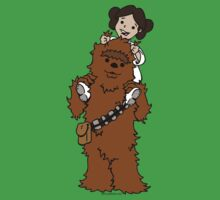 My Friend Chewie by beckadoodles