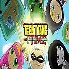 Teen Titans Time by gwendellin