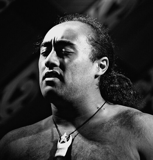 Maori Song by phil decocco