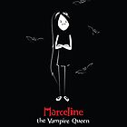 Marceline the Vampire Queen by Corinna Djaferis