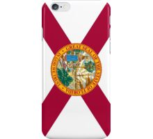 Florida State Flag iPhone Case/Skin