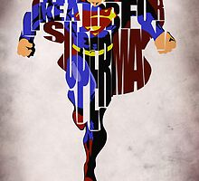 Superman by A. TW