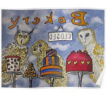 Fowl Play Series: Sweet Dreams Poster
