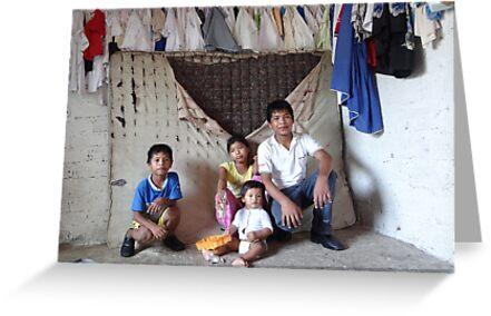 """""""make poverty history"""" - hacer probreza historia by Bernhard Matejka"""