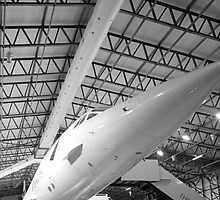 Classic Concorde by justbmac