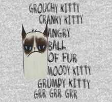 Grouchy Kitty Soft Kitty Parody  by TeeHunter
