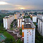 Singapore HDB II by zhao wei koh