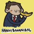 Hannibananibal by geothebio