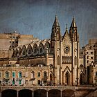 Churches of Valetta - Malta by EmvandeBee