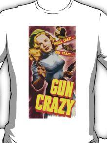 Classic Gun Crazy T-Shirt