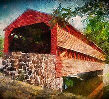 The Kissing Bridge by Lois  Bryan