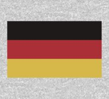 Germany Flag by cadellin
