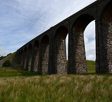 Ribblehead Viaduct by Kat Simmons