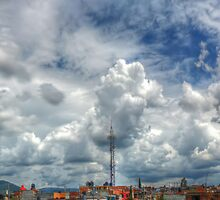 ©HCS To Much Clouds HDR by OmarHernandez