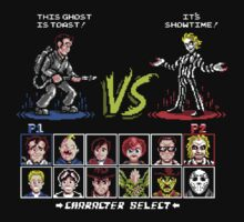 Super 80's Good Vs. Evil! by Punksthetic