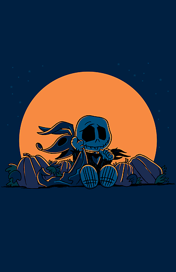The Great Pumpkin King by Blueswade