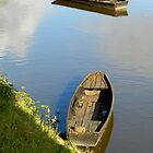 River Vienne punts by hans p olsen