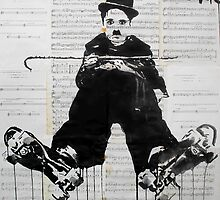 the little tramp by Loui  Jover