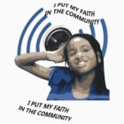 i put my faith in the community by joshbuckling