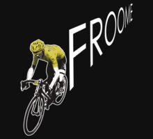 Chris Froome Tour de France 2013 Winner Sky Cycling by Rory1973