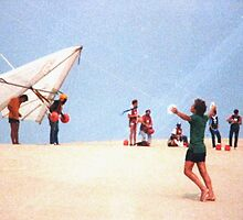Go Fly A Kite, Kitty Hawk Dunes, N.C. by AngieDavies