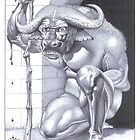 MINOTAUR by Michael David Russell