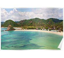Lovely Lombok Poster